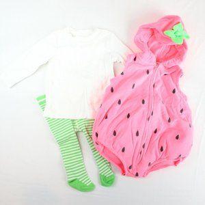 Carter's Baby Girl Strawberry Halloween Costume